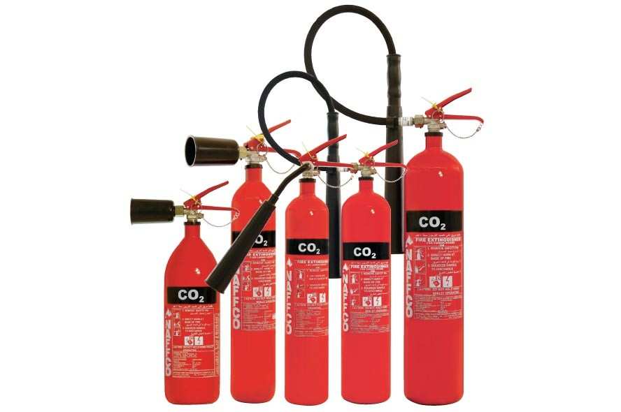 Naffco Fire Extinguisher Co2 Fire Extinguisher