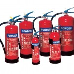 Dry Powder ABC Fire Extinguisher
