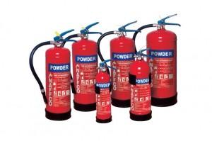 Dry Powder ABC Fire Extinguisher