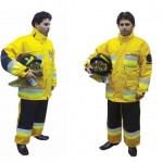 Bulldozer Fireman Suits