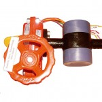 Butterfly Valve - Grooved Type with Thread