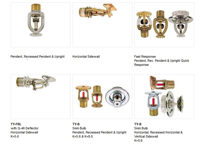 Fire Sprinkler Equipment