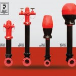 LPCB Approved Dry Pillar Fire Hydrants